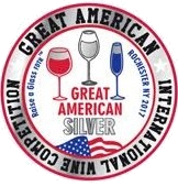 Great American International wine competition (2019) strieborná medaila