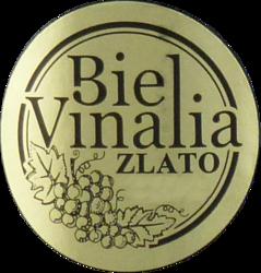 Biel Vinalia (2019) zlatá medaila