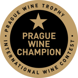 Prague wine trophy (2020) CHAMPION