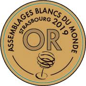 Les grands consours du monde Strasbourg Francúzsko (2019) zlatá medaila