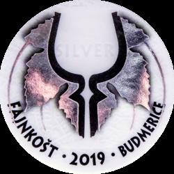 Budmerice (2019) strieborná medaila