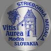 Vitis Aurea Modra (2014) - stříbrná medaile