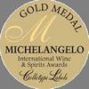 Michelangelo Wine Awards - Južná Afrika (2016) - zlatá medaila