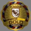 Viničné (2015) - zlatá medaile
