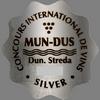 MUN DUS - Dunajská Streda (2015) - strieborná medaila