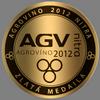 Agrovíno Nitra (2017) - zlatá medaila