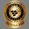 Muvina, Prešov (2012) - veľká zlatá medaila