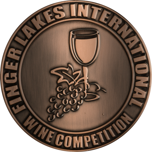 Medaila - Finger Lakes International Wine Competition – USA (2014) - bronzová medaila