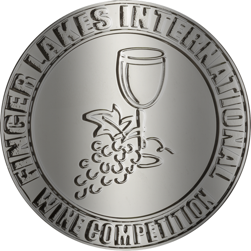 Medaila - Finger Lakes International Wine Competition – USA (2014) - strieborná medaila