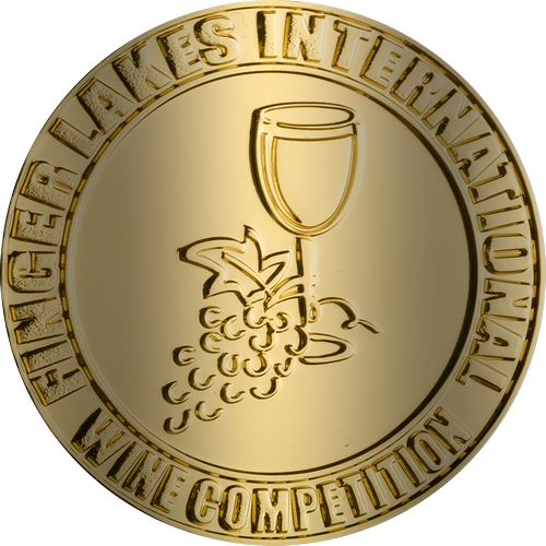 Medaila - Finger Lakes International Wine Competition – USA (2014) - zlatá medaila