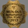 MUN-DUS Dunajská Streda (2013) - zlatá medaila