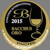 Bacchus Madrid - Španělsko (2015) - zlatá medaile