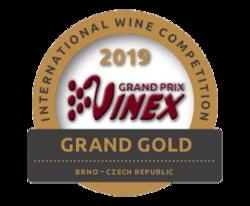 Grand Prix Vinex Valtice (2019) veľká zlatá medaila