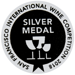 San Francisco (2018) strieborná medaila