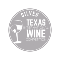Texas international wine competition (2017) strieborná medaila