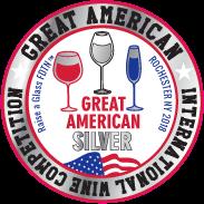Greate American USA (2018) strieborná medaila