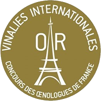 Vinalies Internationales Paris (2018) ŠAMPIÓN v kategórii prírodne sladkých vín